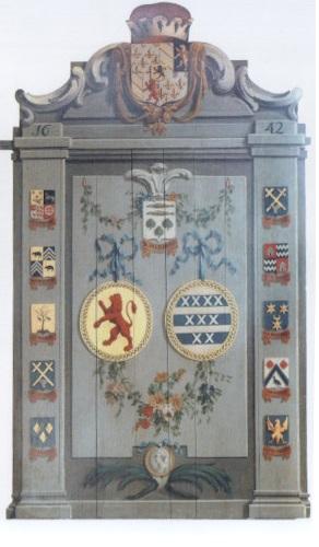wapenbord 1642
